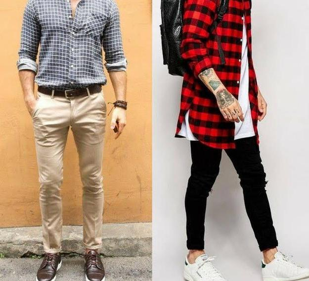 outfits hombre