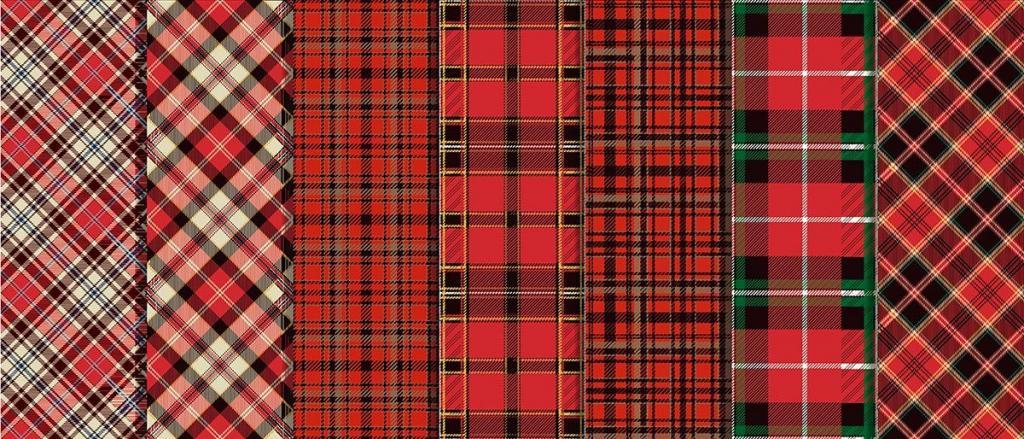 Moda cuadros escoceses como combinar ropa de cuadros escoceses