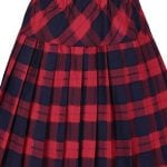 Faldas de cuadros