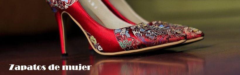 Zapatos de mujer ropadecuadros