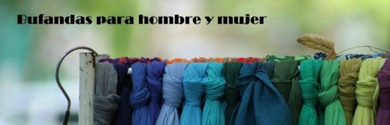 bufandas para hombre y mujer ropadecuadross